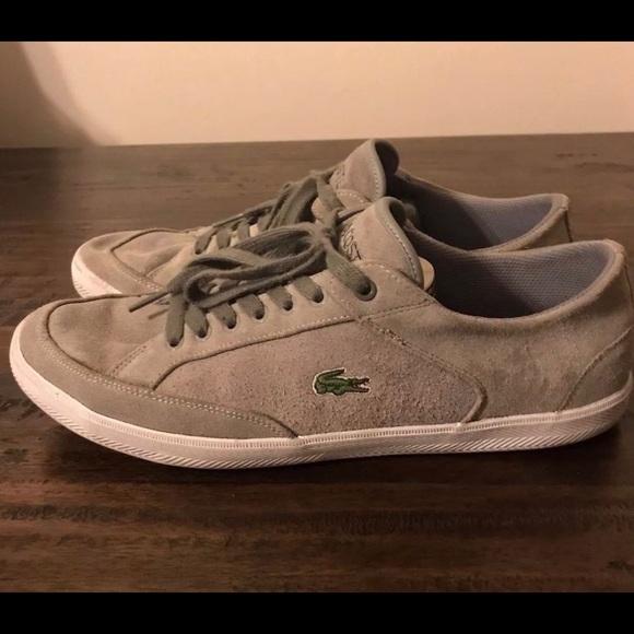 72f65685a08d7e Lacoste Other - Men s Lacoste Sport Suede Haneda Low Top Sneaker